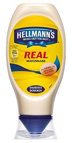 Hellmann Real Mayonnaise (430Ml)