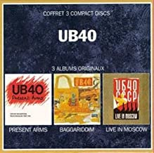 Present Arms/Baggariddim/Cccp - Live in Moscow by UB40