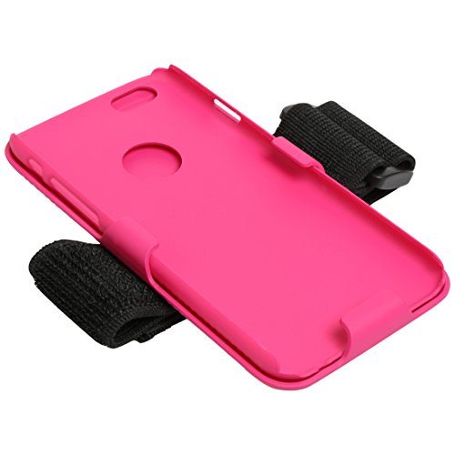 Ultrasport - Funda Brazalete para iPhone 6, Rosa