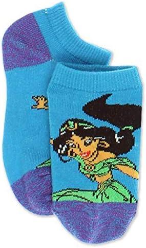 Disney Princess Girls Teen Adult 6 pack Socks