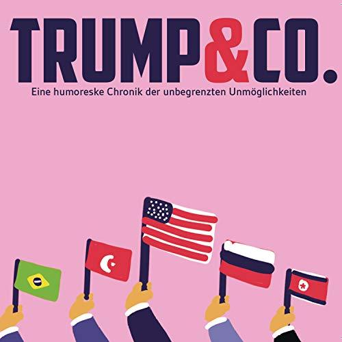 Trump & Co. Die Diktatoren-Box: WortArt