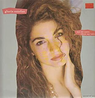 Oye mi canto (English Version 12'' Pablo, 1989) / Vinyl Maxi Single [Vinyl 12'']
