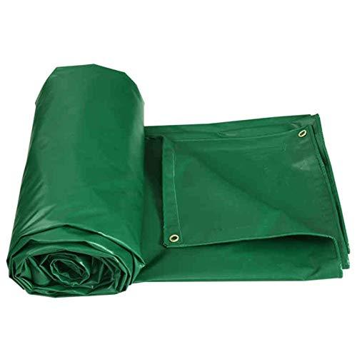 LXF JIAJU Apagón De Tela Impermeable De Tela De Aislamiento Impermeable Protector Solar Al Aire Libre Lona Gruesa Lluvia Paño (Color : Green, Size : 200CM*150CM)
