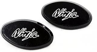 Motorcycle Mirror Block Off Plates For 2005-2008 Kawasaki Ninja Zx6R Zx6Rr 636 Zx10R Black