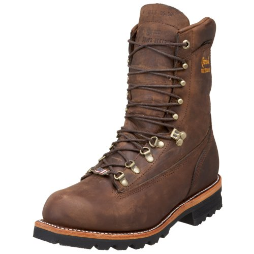 Chippewa Men's 9' Waterproof Insulated Arctic 50 25492 Boot