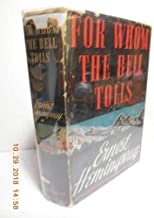 first edition hemingway for whom the bell tolls