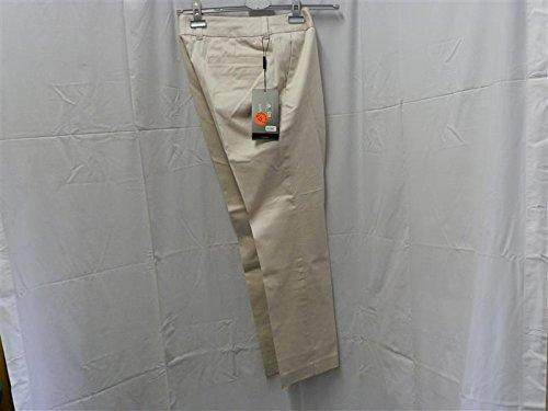 Masters Fashion da. Pantaloni da Golf da 13Beige D48