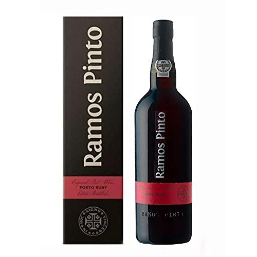 Ramos Pinto Ramos Pinto Fine Porto Ruby 19,5% Vol. 0,75l in Giftbox - 750 ml
