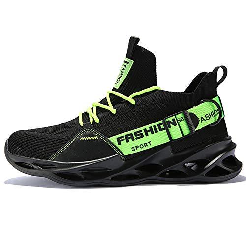 DTMZZ Neue Sportschuhe Herrenschuhe beige Sportschuhe Herrenlaufschuhe Jugendnetz rote Schuhe Herren Gezeitenschuhe