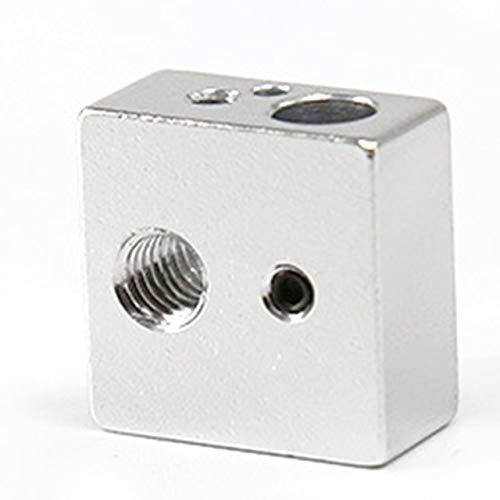 Monllack Accesorios impresora 3D Bloque calentamiento