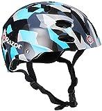 Razor V-17 Child Multi-Sport Helmet, Peace Gloss Purple