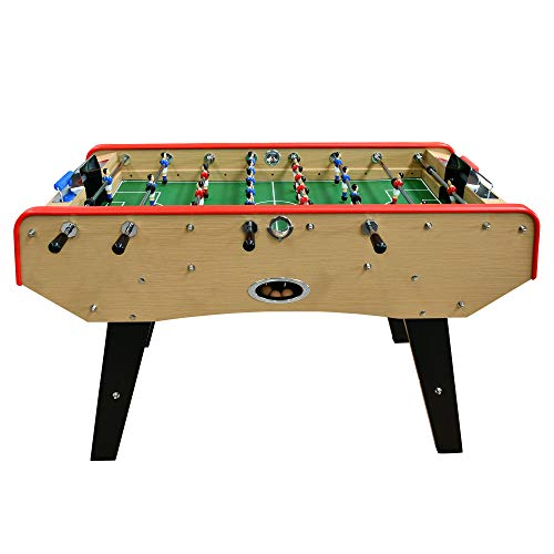 PLAY4FUN Babyfoot Classic - 151 x 77 x 91 cm - Table de Baby