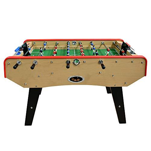 PLAY4FUN Babyfoot Classic - 151 x 77 x 91 cm - Table de Baby