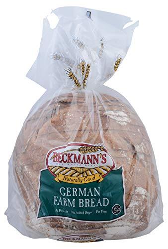 Beckmanns Old World Bakery, Bread German Farm, 32 Ounce