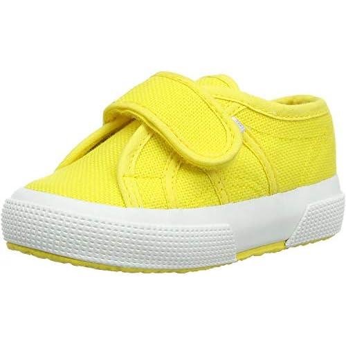 Superga 2750-BSTRAP, Sneakers Unisex-Bambini, Sunflower, 19 EU