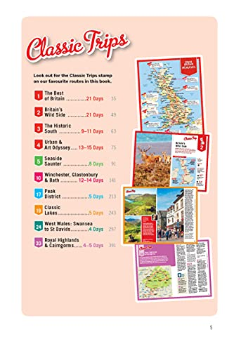 Lonely Planet Britain's trips that is best 2 (Trips Country) - 41v0WW9K3+S. SL500