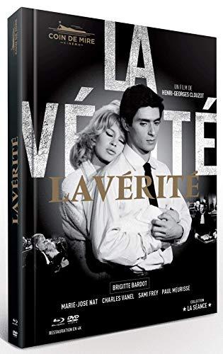 La Vérité [Edition Prestige Limitée Numérotée blu-ray + dvd + livret + photos + affiche]