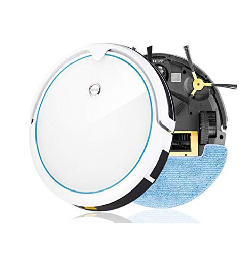 Lowest Prices! GHXX Automatic Robotic Vacuums Cleaner,1400pa Intelligent Sweeping Dust Sterilize Rob...