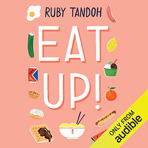 Eat Up audiobook cover art
