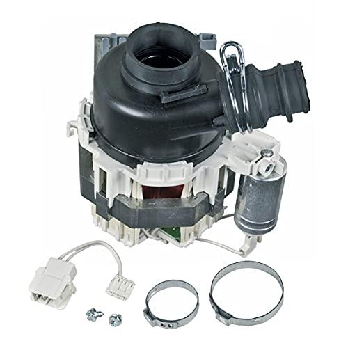 Umwälzpumpe Umlaufpumpe Pumpe Pumpenmotor Askoll Geschirrspüler Spülmaschine ORIGINAL Bauknecht Whirlpool 481010625628