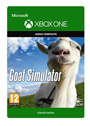 Goat Simulator | Xbox One - Código de descarga