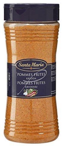 Santa Maria Pommes Frites Krydda 375 G - Pommes Frites Gewürz