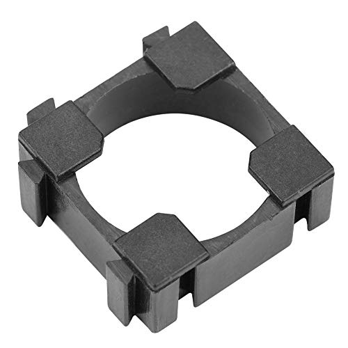 100 stücke 18650 Li-Ion Akku Halter Halterung Zylinderständer für DIY Akku, 18,4mm / 0,7 zoll