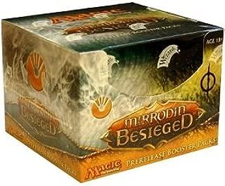 mirrodin besieged prerelease booster box