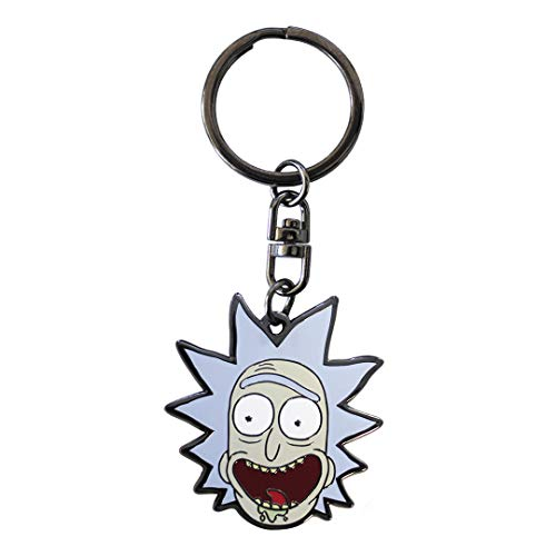 ABYstyle - RICK AND MORTY - Llavero - Rick