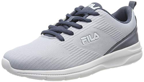 Fila Wmn Sport&Style Fury Run III Low, Zapatillas Altas para Mujer, Azul (Pearl Blue 21d), 36 EU