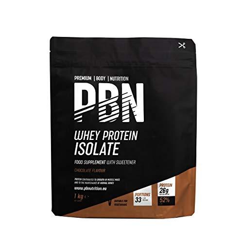 PBN - Premium Body Nutrition - Aislado de proteína de suero de leche...