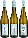 Weingut Josef Leitz Riesling EINS-ZWEI-ZERO alkoholfreier Wein trocken Alkoholfrei (3 x 0.75 l)