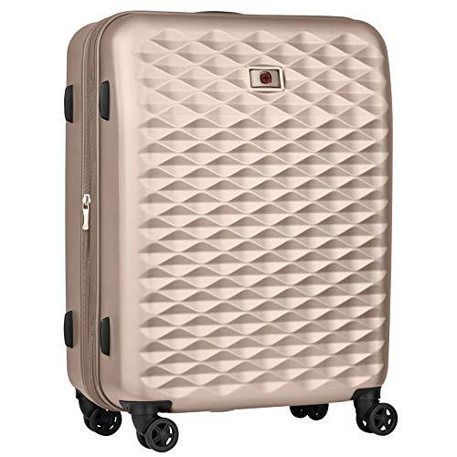 Wenger Lumen Premium Business Suitcase 24 Blush Maleta, Adultos Unisex, Beige (Beige), Talla Única
