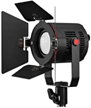 Fiilex P180E 40-Watt Color Tunable On-Camera LED Light, 3000K to 5600K Continuous Tuning CCT
