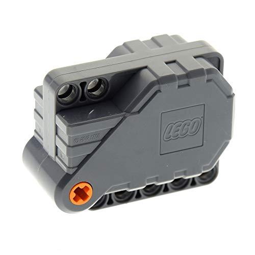 Bausteine gebraucht 1 x Lego Technic Rückzieh Motor dunkel grau 6x5x3 Aufziehmotor Pull Back Set 42033 42034 42047 42059 6024100 12787c01