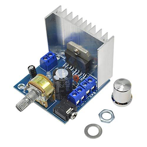 TDA7297 AC/DC 12V 2 * 15W Digital Stereo Audio Amplificador