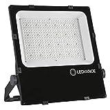 LEDVANCE Fluter LED: für Wand/Mast/Boden/Decke, FLOODLIGHT PERFORMANCE SYM R30, 290 W, 220…240 V, Ausstrahlungswinkel: 30, Cool White, 4000 K, Gehäusematerial: Aluminium, IP66, 1-er-Pack