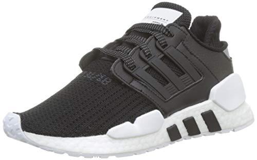 adidas EQT Support 91/18, Scarpe da Fitness Uomo, Nero (Negro 000), 38 EU