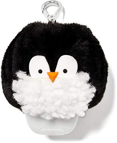 Bath Body Works Pocketbac Hand Sanitizer Holder Pom Pom Penguin
