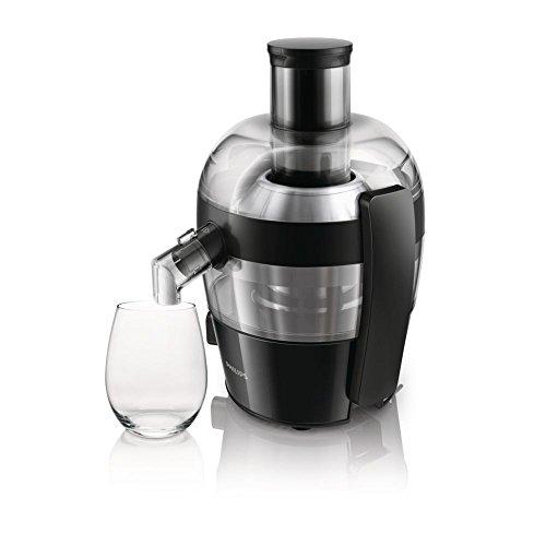 Philips Viva Collection HR1832 - juice makers (Black, 50/60 Hz, PP)