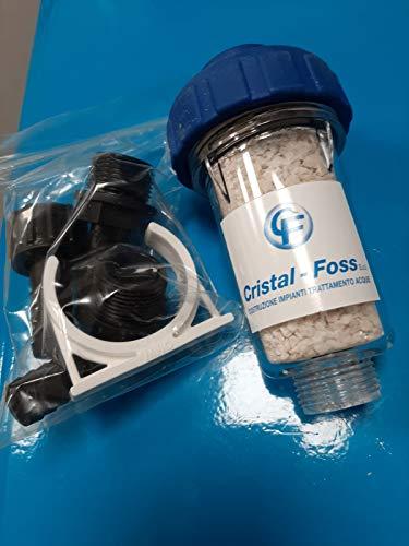 Neutralizador de ácido producido por calderas de condensación.