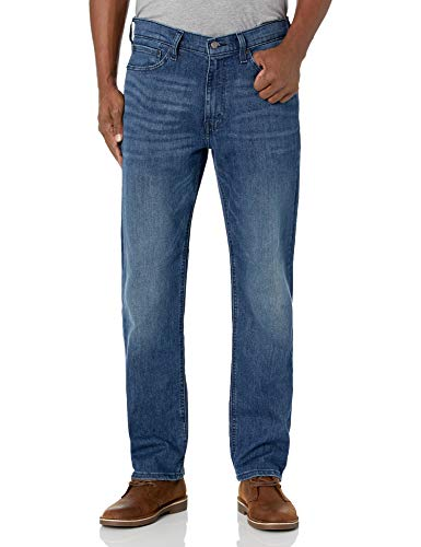 Levi's Men's 541 Athletic Fit Jean, Husker - Stretch, 38W x 32L