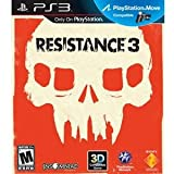 Sony PlayStation, Resistance 3 PS3 (Catalog Category: Videogame Software / PS3 Games)