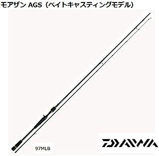 ダイワ(Daiwa) シーバスロッド ベイト モアザン AGS 97MLB 釣り竿