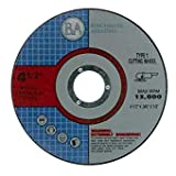 50 Pack - 4.5'x.040'x7/8' Quality Thin Cut Off Wheels Metal & Stainless Steel
