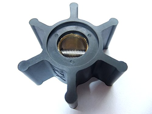 Innenbordmotor Wasserpumpe Impeller 09-1026B 673-0001 18673-0001 804696 897055 875808-8 3586497 3593659 Für Jabsco Johnson Volvo Motoren Bootsmotor