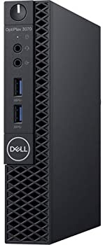 Dell OptiPlex 3070 Micro Desktop (Quad i3-9100T / 4GB / 128GB SSD)