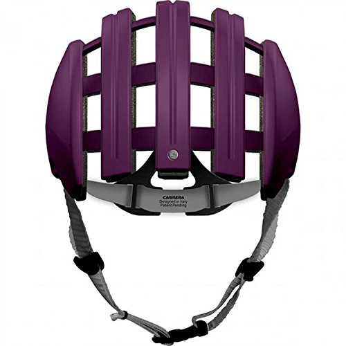 Carrera Foldable Helmet Puple M/L