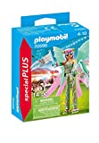 Playmobil - Special Plus - Fata Sui Trampoli Set di Figurine, Multicolore, 70599