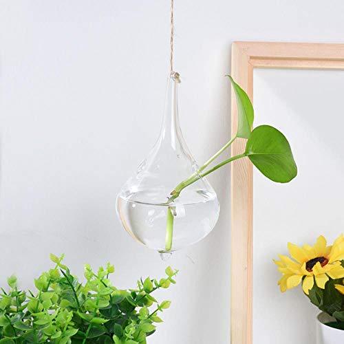 XCVB Hangende potten glazen bol bloemenvaas bloempot terrarium container party bruiloft decoratie plantenbak Bonsai